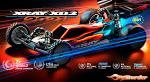XRAY XB2D'21 - 2WD 1/10 Electric Off-Road Car - Dirt Edition 320009