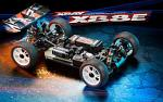 XRAY XB8E - 2017 Specs - 1/8 Luxury Electric Off-Road Car 350154