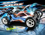 XRAY XB8E 2016 Specs - 1/8 Luxury Electric Off-Road Car 350153