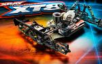 XRAY XT8.2 Specs - 1/8 Luxury Racing Truggy Kit 350204