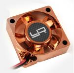 YEAH RACING Tornado High Speed Cooling Fan for Motor Heat Sink Orange (30x30x10mm) YA-0180OR