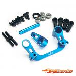 Yeah Racing Alu Bearing Supported Steering Rack for Tamiya CC-01 TACC-001BU