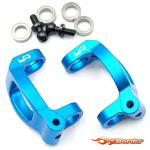 Yeah Racing Alu C-Hub Set for Tamiya M07 TAMC-029BU