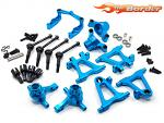 Yeah Racing Alu Essential Conversion Kit for Tamiya TT-02 TT-02-S01BU