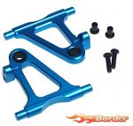 Yeah Racing Alu Front Lower Arm Set for TT-02 TT02-001BU