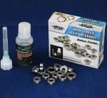 Yeah Racing Ball Bearing Set for Tamiya T3-01 Dancing Rider Trike YB0304MX