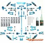 Yeah Racing Ultimate Conversion Kit for Tamiya TT01/TT01E (Blue) CK-TT01/EV2BU