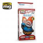 MIG Ammo Basic Colors for Figures MIG7027