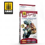 MIG Ammo Complementary Colors Figure Set MIG7032