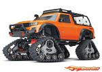 Traxxas TRX-4 Sport with Traxx - TQ XL-5 (No Battery/Charger) 82034-4