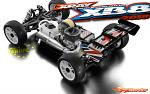 XRAY XB8 2018 Specs - 1/8 Luxury Nitro Offroad Car 350013