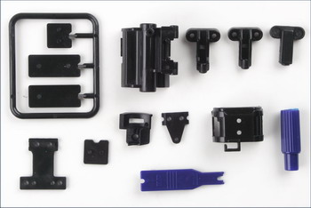 Kyosho Motor Case Set (MR-015/03 High Mount) mz-154