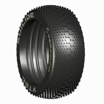 LRP VTEC Suicide, Medium, 1/8 Buggy -tire only- (2pcs)  65513m