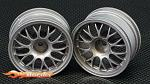 Tamiya 26mm Mesh Wheels (pcs) AMG Mercedes +3mm off-set 310335153