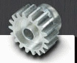 Speed Passion 19T Aluminium Motor Gear for 5mm shaft spmg-819