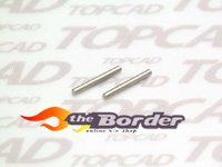 Top cad steel king pin set 10120
