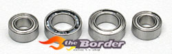 Associated factory team swing rack bearing kit 1714