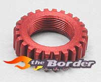 Associated factory team pinion gear red 24t 2298
