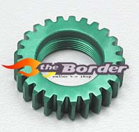 Associated factory team pinion gear green 25t 2302