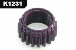 K-factory hard coated 1st 21t gear k1231