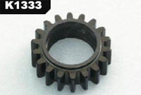 K-factory MTX3 H.coated light 18t clutch gear k1333