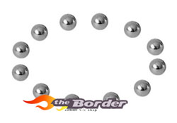 XRAY Carbide Ball 2.4mm for Ball-Differential (12) 305091
