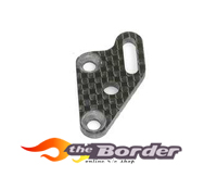 Serpent Belt-tensioner-bracket carbon L 902144