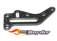 Serpent Chassis stiffener carbon L 902145
