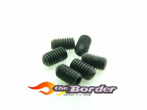 MUGEN M4X5 SET SCREW (10) b0681