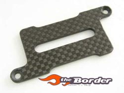K-factory Carbon receiver holder plate k1129-1