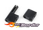 Composite servo mount+ant holder set 386200