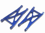 Aluminum rear sus. arms blue mt-024