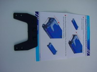 Alpha Front Chassis Bracket For G4