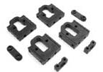 XRAY XB8 Steering Servo Mount - Set 356120