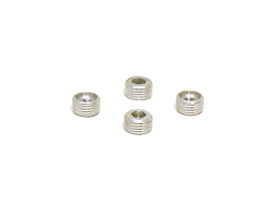 TM Aluminum Pivot Ball Nut (4 pcs) 581520