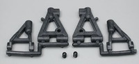 Associated Factory Team Carbon Rear Arm Set NTC3 2244