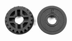 XRAY FIXED PULLEY 20T (2) 305575