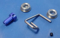 Kyosho Belt tensioner with bearings fm372bl