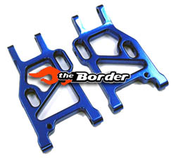 BRP Alloy Rear Lower Arm For Mini-Inferno  brp 12415blue