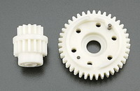 Traxxas Gear Set 2-Speed Std Ratio Revo 5385