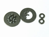 Atomic Ball diff. Plate with thrust ball set ak47