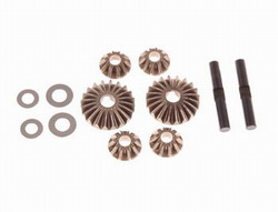 Serpent gear-axle set 4+2+2  802605