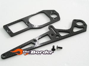 K-factory G4 Carbon side plate k1439-1