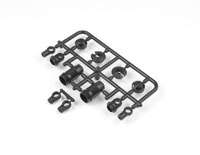 XRAY T2 COMPOSITE FRAME SHOCK PARTS 4-STEP 308330