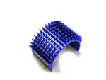 TOP CAD Motor Heat Sink for 380 Motor Blue 50393b