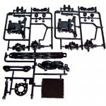 Tamiya TT-01 A Parts - Upright 51002