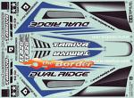 Tamiya Dual Ridge Decal Sheet TT-02B 319495832