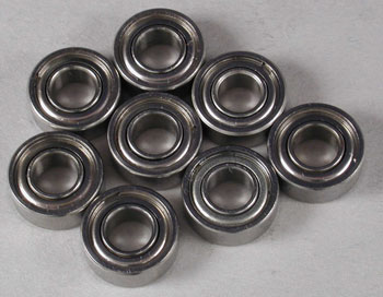 Traxxas Ball Bearings (5X11X4Mm) (8pcs) 4607