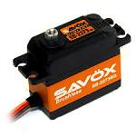 Savox Digital Servo Brushless Motor High Voltage Steel Gears (Std. Size) 25kg SB-2274SG