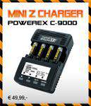 PowerEx MH-C9000 Maha WizardOne Charger-Analyze